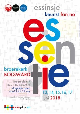 Flyer-essinsje-Bolsward