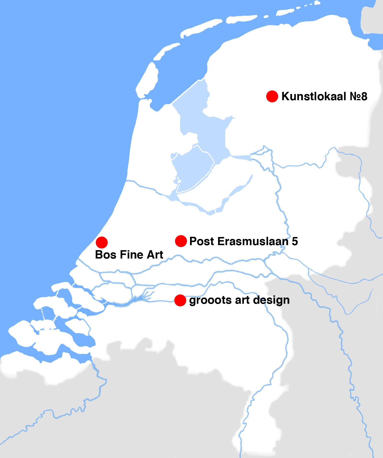 locaties essentie vierkwadraat